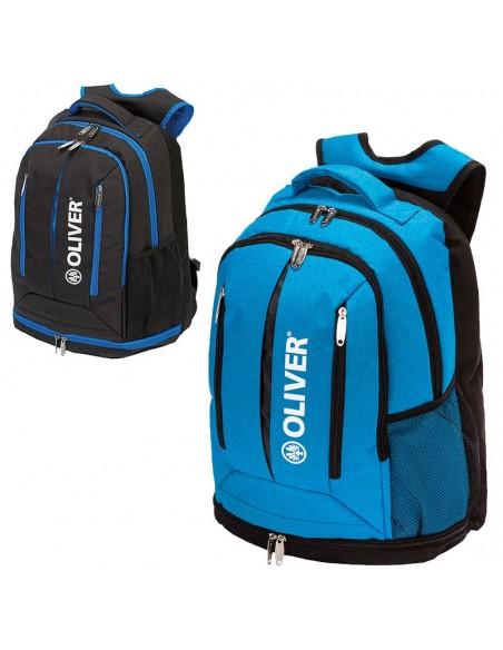 Rucksack ts bleu et noir