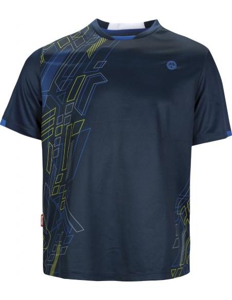 Bilbao t-shirt bleu hommes