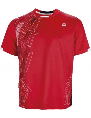Bilbao t-shirt rouge hommes