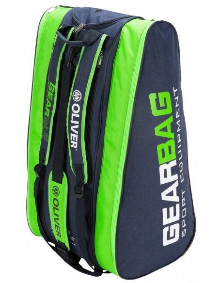 Gearbag bleu vert