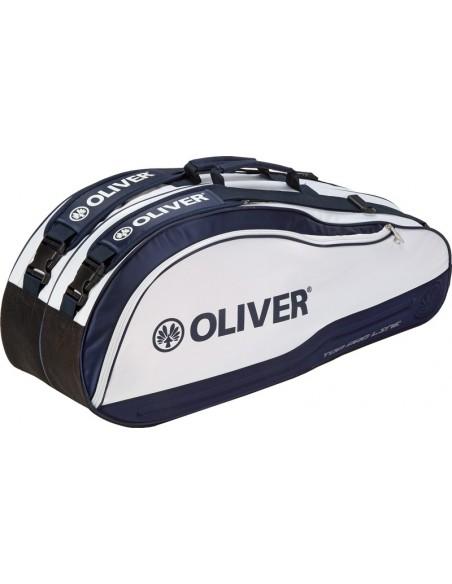 Top pro line racketbag blanc