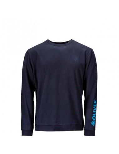 Sweat Basique bleu