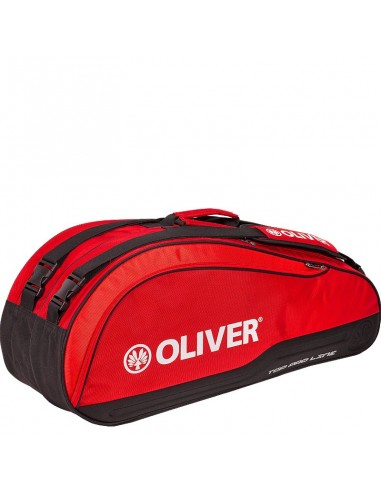 Top pro line racketbag rouge