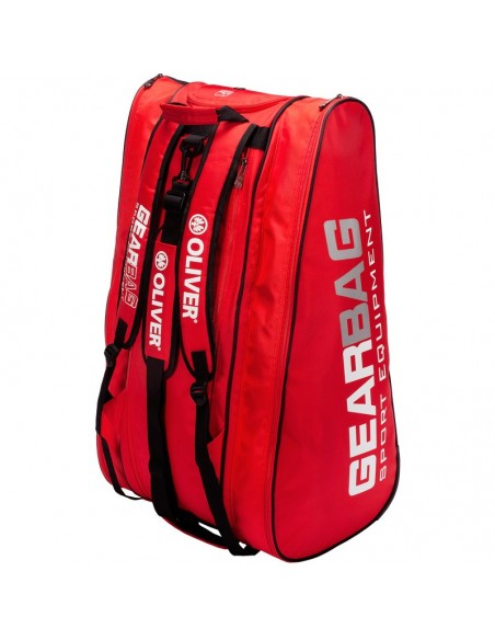 Gearbag rouge
