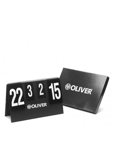 Tableau de comptage OLIVER