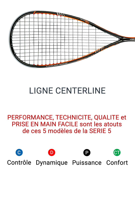 Ligne Centerline