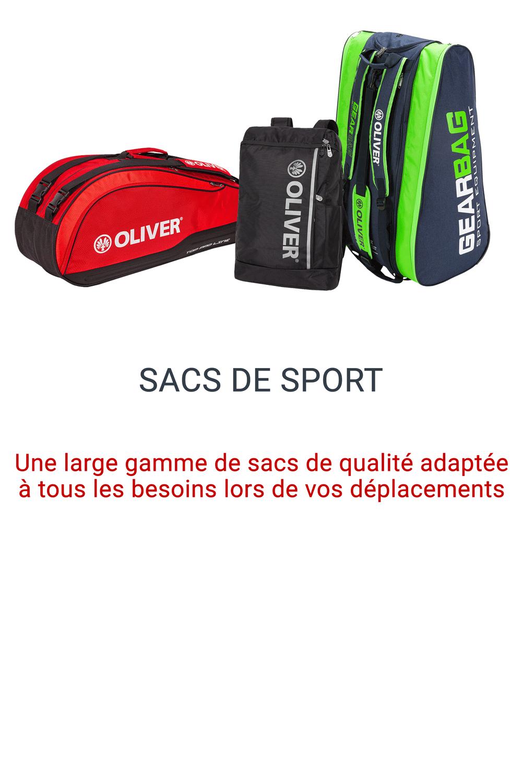 Affiche sac de sport